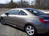 2006 Galaxy Gray Metallic Honda Civic EX Coupe #3911489