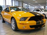 2009 Ford Mustang Shelby GT500 Coupe Data, Info and Specs