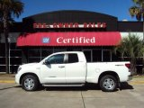 2007 Super White Toyota Tundra Limited Double Cab #39258431