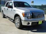2010 Ingot Silver Metallic Ford F150 XLT SuperCrew #39258666