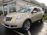 2011 Gold Mist Metallic Cadillac SRX FWD #39258451