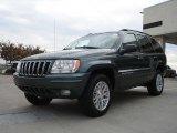2003 Jeep Grand Cherokee Onyx Green Pearlcoat