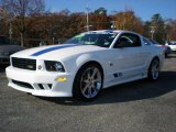 2008 Ford Mustang Saleen S281 AF American Flag Patriot Supercharged Coupe Data, Info and Specs