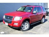 2010 Ford Explorer XLT 4x4 Data, Info and Specs
