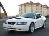 2003 Ford Mustang Oxford White