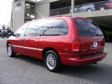 2000 Chrysler Town & Country Inferno Red Pearlcoat