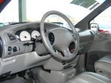 2000 Chrysler Town & Country Limited Taupe Interior