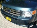 2010 Steel Blue Metallic Ford Flex SEL #39258484