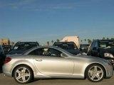 2011 Mercedes-Benz SLK Iridium Silver Metallic