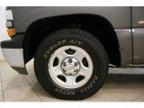 2002 Chevrolet Silverado 1500 Extended Cab Wheel