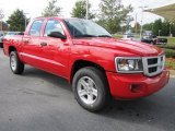 2011 Dodge Dakota Big Horn Crew Cab Data, Info and Specs