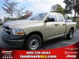 2011 White Gold Dodge Ram 1500 ST Quad Cab #39258534