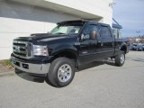 2007 Ford F350 Super Duty XLT Crew Cab 4x4 Data, Info and Specs