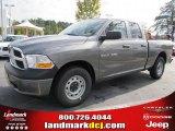 2011 Mineral Gray Metallic Dodge Ram 1500 ST Quad Cab #39258540