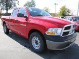 2011 Dodge Ram 1500 ST Quad Cab Data, Info and Specs