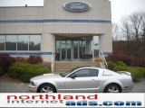 2009 Brilliant Silver Metallic Ford Mustang GT Premium Coupe #39258324