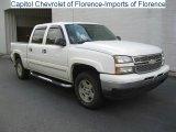 2006 Summit White Chevrolet Silverado 1500 Z71 Crew Cab 4x4 #39259092