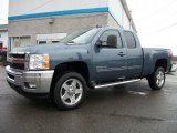 Chevrolet Silverado 2500HD 2011 Data, Info and Specs