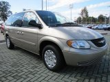 2004 Chrysler Town & Country Light Almond Pearl Metallic