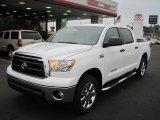 2011 Super White Toyota Tundra CrewMax 4x4 #39258779