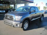 2011 Magnetic Gray Metallic Toyota Tundra Double Cab 4x4 #39258781