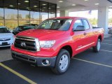 2011 Radiant Red Toyota Tundra Double Cab #39258783