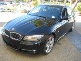 2011 Jet Black BMW 3 Series 335i Sedan #39258338
