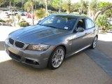 2011 Space Gray Metallic BMW 3 Series 335i Sedan #39258341