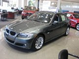 2011 Tasman Green Metallic BMW 3 Series 328i Sedan #39258364