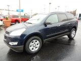2011 Chevrolet Traverse LS Data, Info and Specs