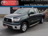 2008 Timberland Green Mica Toyota Tundra Double Cab #39258414
