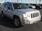 2007 Bright Silver Metallic Jeep Patriot Sport 4x4 #39259163