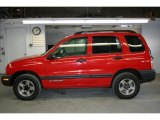 2004 Chevrolet Tracker 4WD Data, Info and Specs