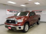 2007 Salsa Red Pearl Toyota Tundra SR5 Double Cab #39259184