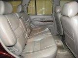 1997 Infiniti QX4 Interiors