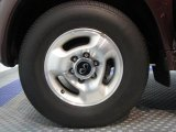 Infiniti QX4 1997 Wheels and Tires