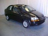 2005 Chevrolet Aveo LS Sedan Data, Info and Specs