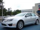 2011 Ingot Silver Metallic Ford Fusion SEL #39325670
