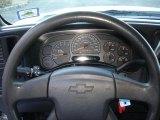 2006 Chevrolet Silverado 1500 Work Truck Regular Cab Gauges