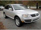 Volkswagen Touareg 2006 Data, Info and Specs