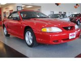 Ford Mustang 1997 Data, Info and Specs