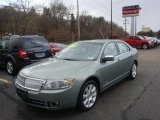 2008 Moss Green Metallic Lincoln MKZ AWD Sedan #39325744
