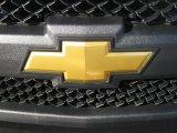 2011 Chevrolet Silverado 1500 Extended Cab Marks and Logos