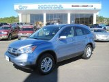 2011 Glacier Blue Metallic Honda CR-V EX-L #39325990