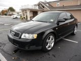 Audi A4 2003 Data, Info and Specs