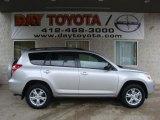 2011 Classic Silver Metallic Toyota RAV4 I4 4WD #39325575