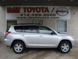 2011 Classic Silver Metallic Toyota RAV4 I4 4WD #39325577