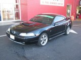 2002 Black Ford Mustang GT Coupe #39326014