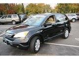 2008 Nighthawk Black Pearl Honda CR-V EX 4WD #39325636