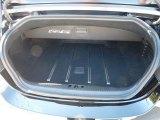 2010 Jaguar XK XK Convertible Trunk